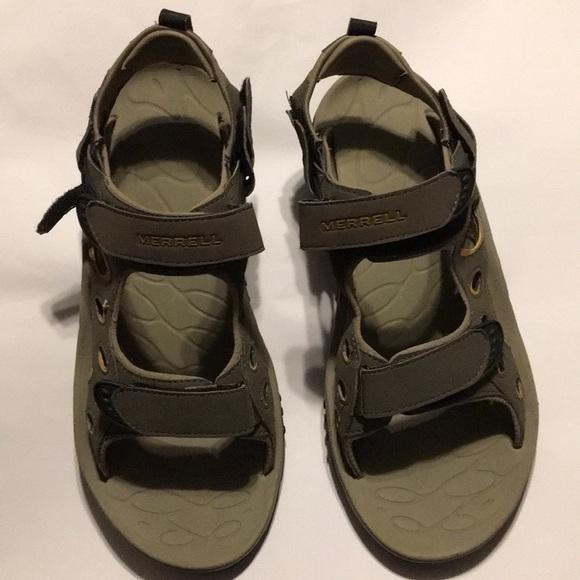 merrell continuum vibram mens sandals where